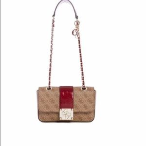 Guess Convertible Crossbody Bag